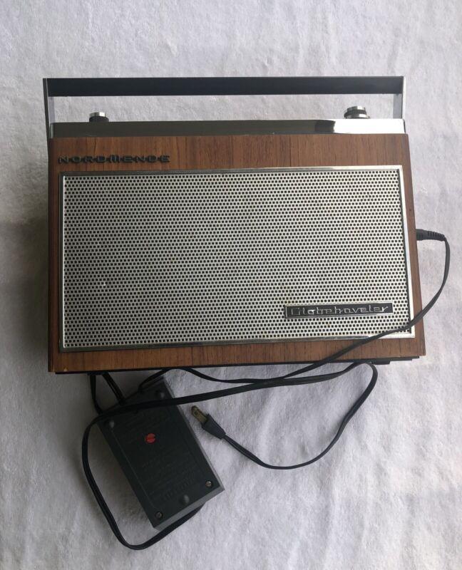 Vintage Nordmende Globetraveler - Portable Radio - RARE COLLECTOR
