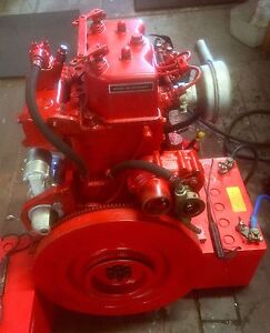 DV20 Buhk diesel shaft drive  - marine engine - boat motor Marks Point Lake Macquarie Area Preview