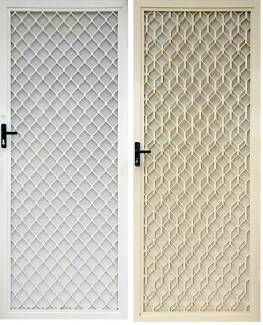 SPECIAL! SECURITY SCREEN DOOR, FLYSCREEN