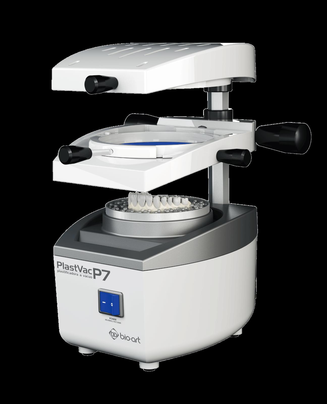 Details about BIOART 110v 220v Dental Lab Vacuum Model Forming Machine  PLASTVAC-P7
