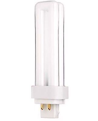 Satco Compact - Satco S8329 - 13 watt, Compact Fluorescent Bulb, 2700K, G24Q-1 (4-Pin) base