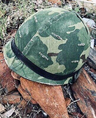VIETNAM WAR M1 RUBBER HELMET BAND TIRE TUBE BAND USMC USGI ARVN