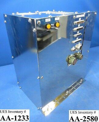 Yaskawa Electric Xu-cm2500 Robot Controller Nikon Kab11320201b-0 Used Working