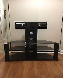 Flatscreen Glass TV Stand