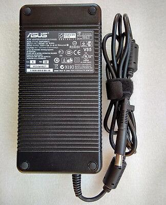 Original Genuine OEM ASUS 230W AC Adapter for ASUS ROG G750JH-DB71 Gaming Laptop