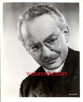 Vintage David Kossoff CHARACTER ACTOR '50s Publicity Portrait