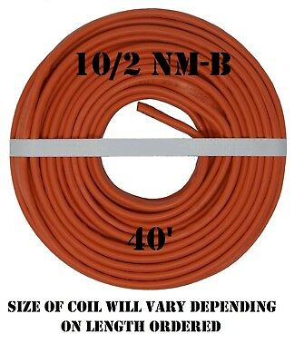 102 Nm-b X 40 Southwire Romex Electrical Cable