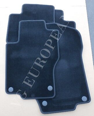Mercedes-Benz W164 X164 ML GL Class Genuine Carpet Floor Mat Set NEW