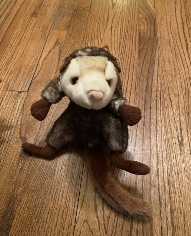 LARGE Antique Vintage Stuffed Otter Collectible