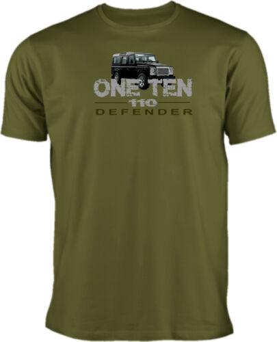 Defender Land Rover one ten 110  T-Shirt