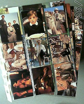 1992 The Young Indiana Jones Chronicles 95 Card Set With 11 3-D's + Glasses