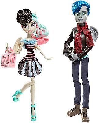 Monster High Garrott Du Roque & Rochelle Goyle SCARIS Eine Liebe in Scaris (Monster High Ein)