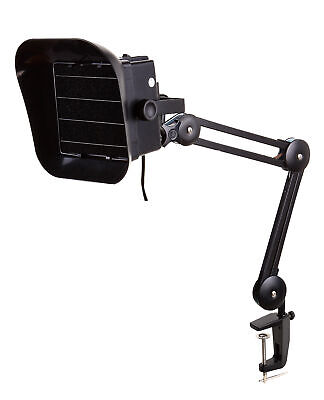Soldering Smoke / Fume Extractor, ESD, Articulated Arm, 110 V, with spare filter