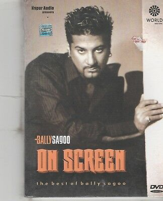bally sagoo - On screen - best Of Bally sagoo  [Song Dvd]1st