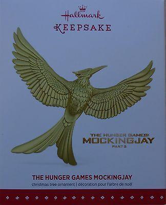 Hallmark 2015 The Hunger Games Mocking Jay - $4.50