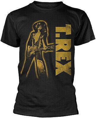 T.REX MARC BOLAN Guitar T-SHIRT OFFICIAL MERCHANDISE (T-rex Merchandise)