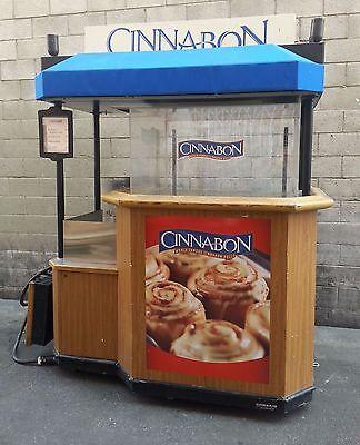 Corsair Rolling Coffee Kiosk
