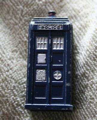 RARE model of Dr Who's Tardis. Vintage Dinky Toy by Meccano 1953 Police Hut 2A