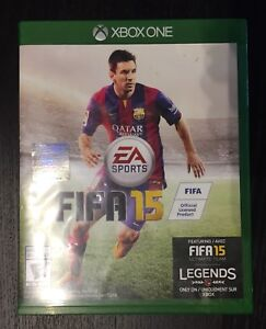 XBox One FIFA15 game