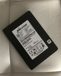 MICRON 256GB SSD Drive - (Like New) $60 obo