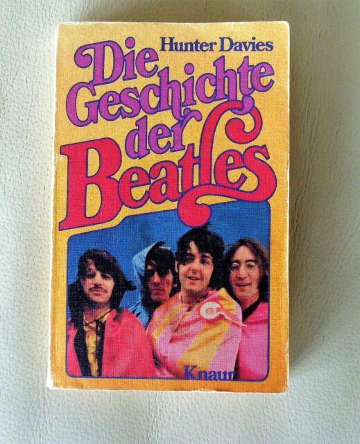 Die Geschichte der Beatles: Hunter Davies (autorisierte Biographie)