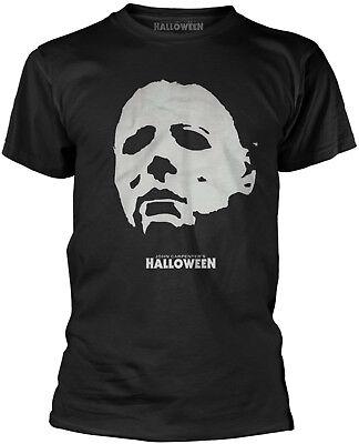 Halloween Movie Merchandise (HALLOWEEN Michael Myers Face T-SHIRT OFFICIAL)