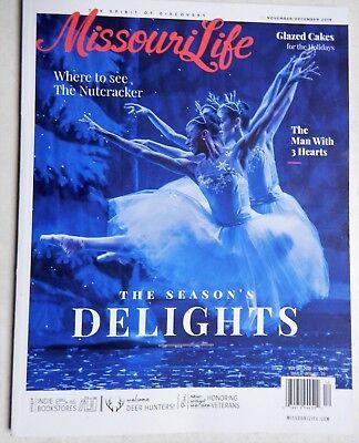 Missouri Life Magazine December 2018 Best Deer Hunting Perryville Vietnam