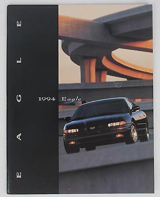 Jeep Eagle 1994 Talon Vision Summit Sales Brochure / Literature
