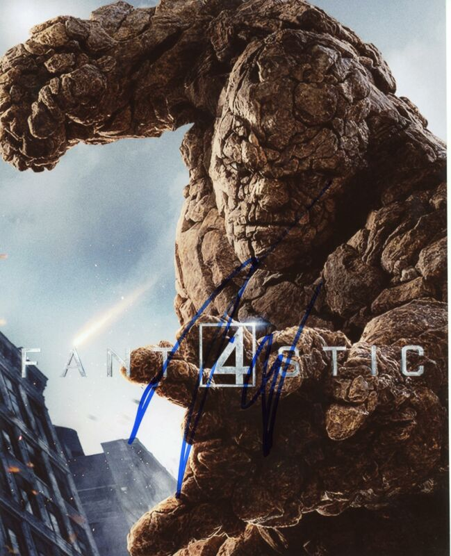"Jamie Bell ""Fantastic Four"" AUTOGRAPH Signed 8x10 Photo B ACOA"