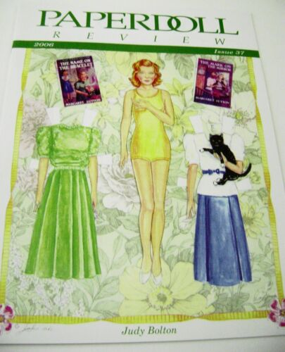 Paperdoll Review Magazine Issue #37, 2006 Charles Ventura Bride John Axe covers