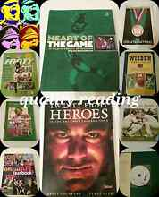 Sporting books excellent condition Lindisfarne Clarence Area Preview