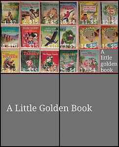 Premium Little Golden Books Lindisfarne Clarence Area Preview