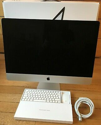 iMac 27,  Apple,  5k screen, Intel i7, 32Gb Memory & 512GB SDD