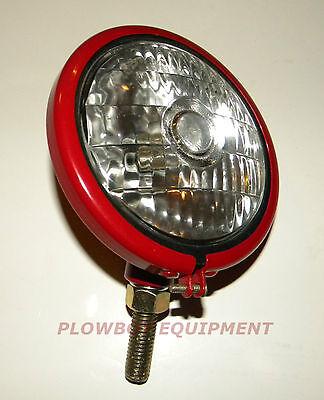 6 V Headlight For Farmall Cub Super A C H M 100 130 200 300 350 400 450 Lo-boy
