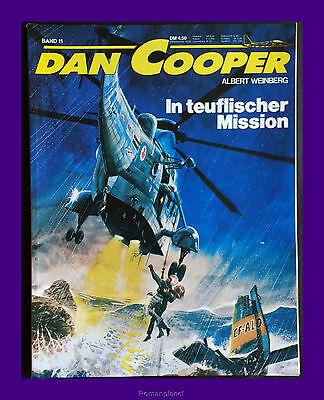 Dan Cooper - In teuflischer Mission Band 11 - Top Zustand - Ungelesen