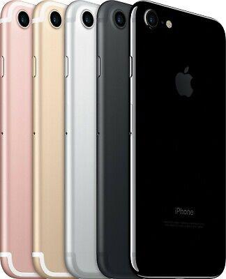 Apple iPhone 7 - 32GB -Black (Verizon Unlocked) B Stock