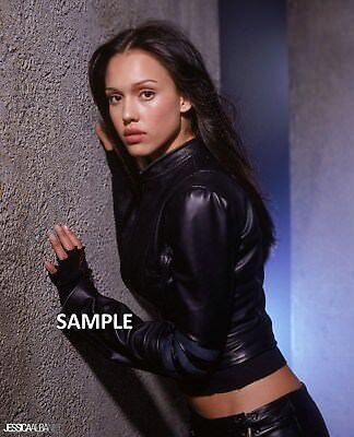 "Set Of 2 Sexy Jessica Alba Dark Angel 7"" x 5"" Photo Prints   Max Guevara"