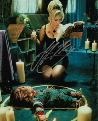 Jennifer Tilly Autographed Signed 8x10 Photo ( Chucky ) Reprint