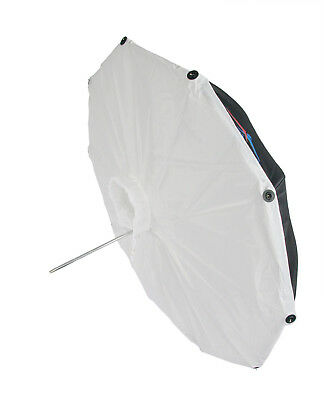 Студийные зонты Silver/White studio Umbrella w/10