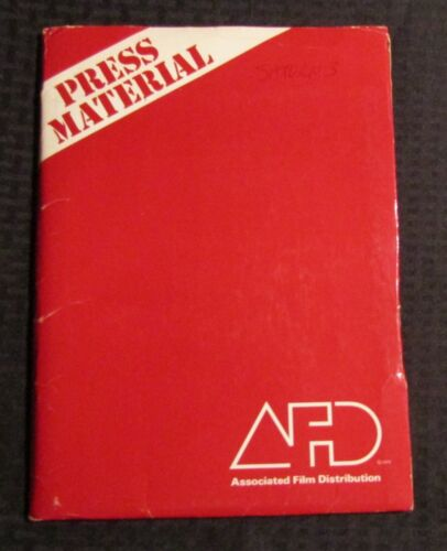 1980 SATURN 3 Press Kit w/ 16 (8x10) Photos & 61pgs s/s Farrah Fawcett