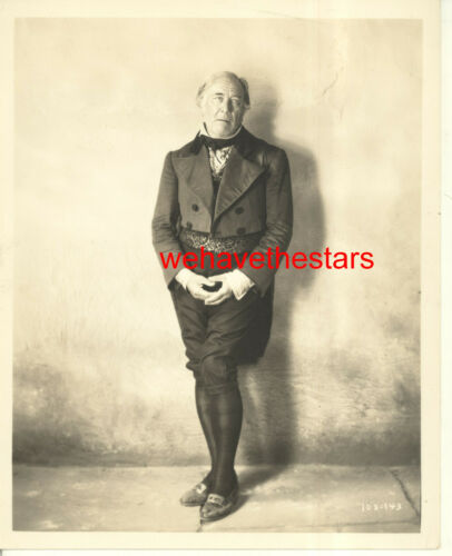 VINTAGE Emile Chautard FRENCH CHARACTER ACTOR