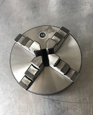 Shunma 4 Jaw 5 Lathe Chuck New Free Shipping