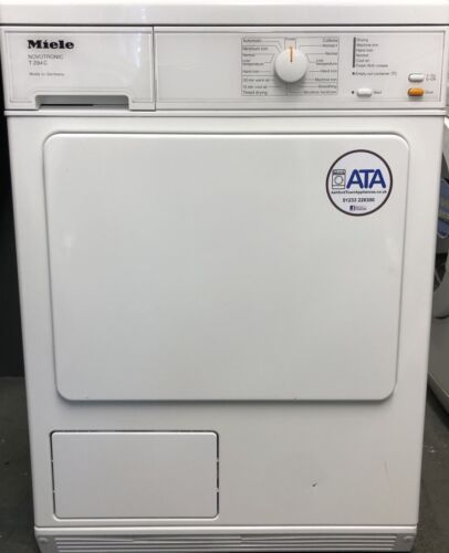 MIELE NOVOTRONIC 6KG CONDENSER TUMBLE DRYER MOD No T294C, IN WORKING ORDER