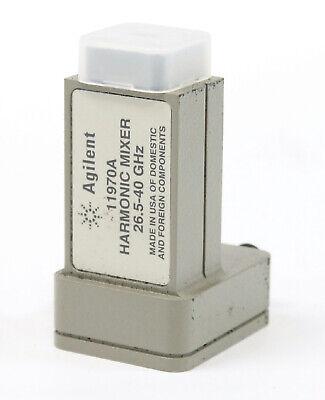 Hp Agilent 11970a Harmonic Mixer 26.5 - 40ghz