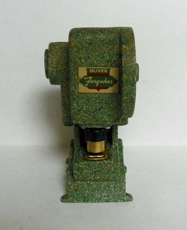 Vintage Oliver Farquhar Miniature Stapler Press Salesman Sample