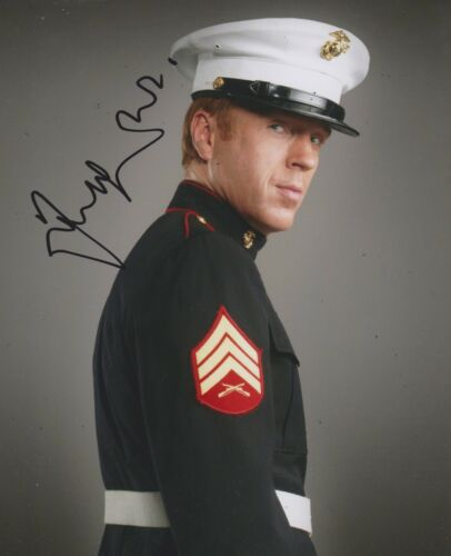 Damian Lewis Signed Homeland 10x8 Photo AFTAL