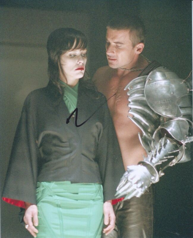 Dominic Purcell Signed Autographed 8x10 Photo Blade Trinity Prison Break