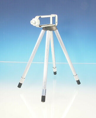 Reprostativ tripod (silber / silver-painted) Stativ für Minox C - (30674), gebraucht gebraucht kaufen  Solingen