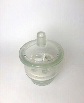 Pyrex Glass Vacuum Desiccator 6 1