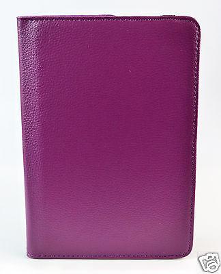 Tablet Tasche Samsung Galaxy Tab 4 - 8 Zoll Schutz Hülle Cover Case 360 LILA ()